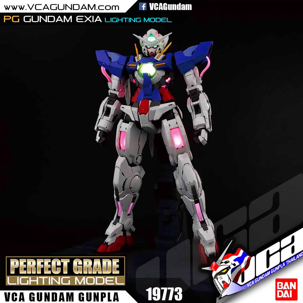 PG GUNDAM EXIA (Lighting Model) กันดั้ม เอ็กเซีย