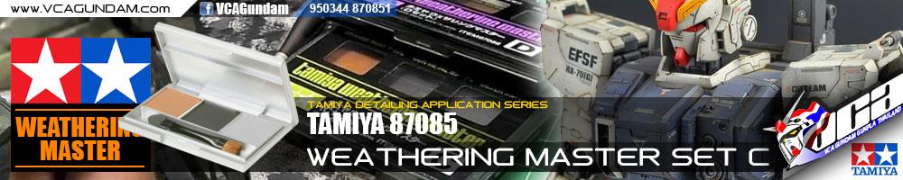 TAMIYA 87085 WEATHERING MASTER SET C