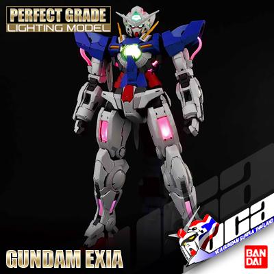 Bandai® กันดั้ม กันพลา โมเดล Perfect Grade (PG) GN-001 กันดั้ม เอ็กเซีย Lightning Model