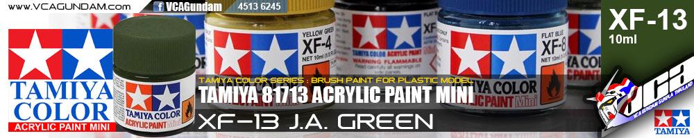 ACRYLIC XF-13 J.A. GREEN