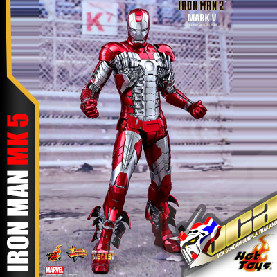 HOT TOYS 1/6 IRON MAN MARK V (DIECAST) เหล็กหล่อ