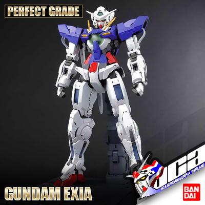 Bandai® กันดั้ม กันพลา โมเดล Perfect Grade (PG) GN-001 กันดั้ม เอ็กเซีย