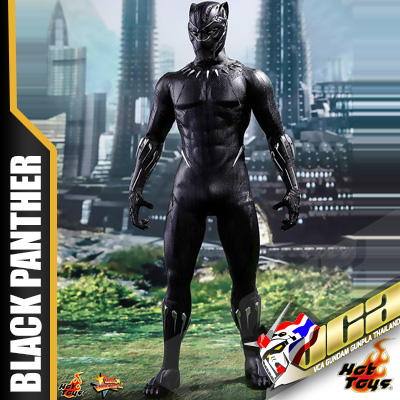 Hot Toys® 1/6 BLACK PANTHER