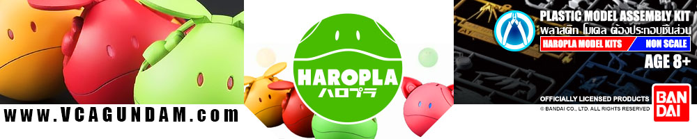 Haropla Plastic Model Kits