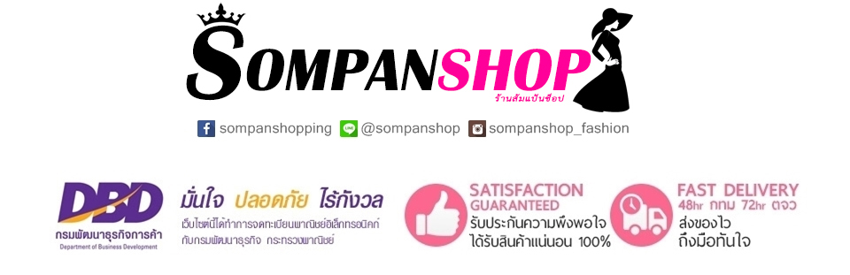 Sompanshop Fashion