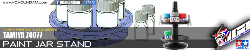 TAMIYA 74077 PAINT JAR STAND