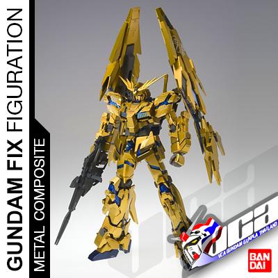 GFFMC UNICORN GUNDAM 03 PHENEX