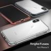 เคสใสกันกระแทก Rearth Ringke Fusion iPhone X