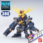 SD BB380 UNICORN GUNDAM BANSHEE