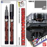 GM12 Gundam Marker (Grey) เทา