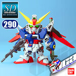 SD BB290 DESTINY GUNDAM