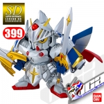 SD BB399 VERSAL KNIGHT GUNDAM