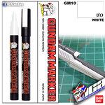 GM11 Gundam Marker (White) ขาว