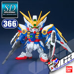 SD BB366 WING GUNDAM EW