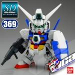 SD BB369 GUNDAM AGE-1 NORMAL / TITUS / SPALLOW