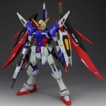 MG 1/100 DESTINY GUNDAM | Featured by Gigcasa