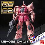 RG MS-06S ZAKU II