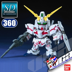 SD BB360 UNICORN GUNDAM