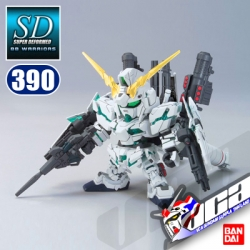SD BB390 FULL ARMOR UNICORN GUNDAM