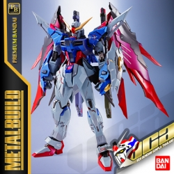 ★ PB LIMITED ★ MB DESTINY GUNDAM FULL PACKAGE