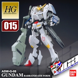HG GUNDAM BARBATOS 6TH FORM