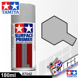 SURFACE PRIMER FOR PLASTIC & METAL GRAY สีเทา 180ML
