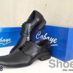 รองเท้าคัทชูชายCabaye ผูกเชือก [Ca630]