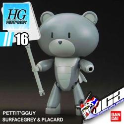 HG PETIT'GGUY SURFACEGREY & PLACARD