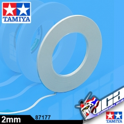 TAMIYA MASKING TAPE FOR CURVES 2MM