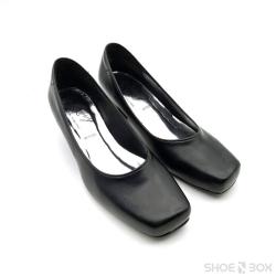 คัชชูส้นสูงRovy [W1105] [1.5นิ้ว] - Black
