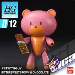 HG PETIT'GGUY BITTERSWEETBROWN & CHOCOLATE
