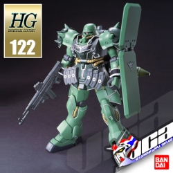 HG AMS-129 GEARA ZULU (GUARDS TYPE)