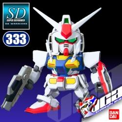 SD BB333 0 GUNDAM (TYPE A.C.D.)