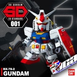 SDEX GUNDAM RX-78-2