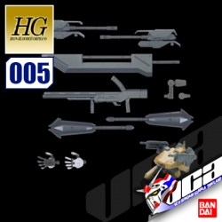 HG MS OPTION SET 5 & TEKKADAN MOBILE WORKER