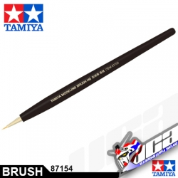 TAMIYA HG POINTED BRUSH (EXTRA FINE)