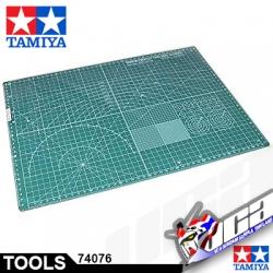 TAMIYA CUTTING MAT A3/GREEN