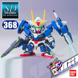 SD BB368 00 GUNDAM SEVEN SWORD/G