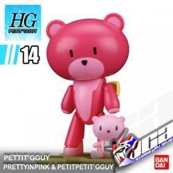 HG PETIT'GGUY PRETTYINPINK & PETITPETIT'GGUY