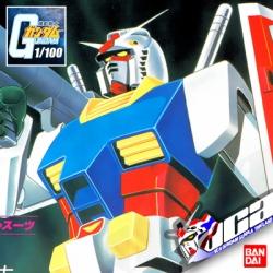 CLASSIC 1/100 RX-78-2 GUNDAM
