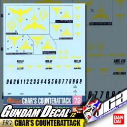 GD72 | HG CHAR'S COUNTERATTACK