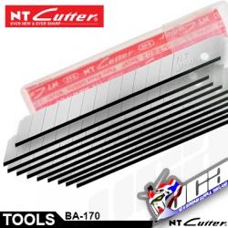 NT CUTTER SPARE CUTTER BLADES (x10)