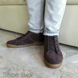 รองเท้าบูทชายPBshoe [PB703] - D.Brown