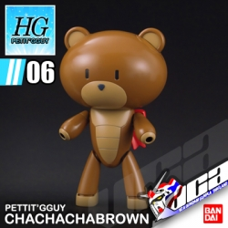 HG PETIT'GGUY CHACHACHA BROWN