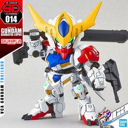 Model Kit Gunpla Gundam SD Ex Standard 010 Barbatos Bandai GunplaGunpla