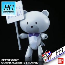 HG PETIT'GGUY GRAHAM AKER WHITE & PLACARD