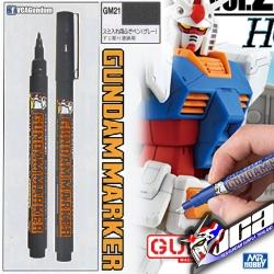 GM21 Gundam Marker (Gray) ปากกาตัดเสน สีเทา