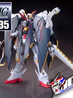 HG CROSSBONE GUNDAM FULL CLOTH
