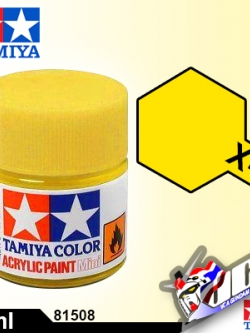 ACRYLIC X-8 YELLOW