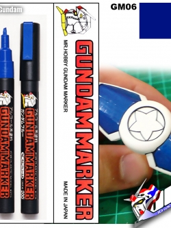 GM06 Gundam Marker (Blue) ฟ้า